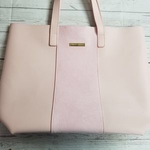 Vince Camuto Blush pink tote